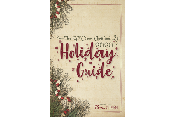 GF Mom Certifed Holiday Guide 2020 by Tiffany Hinton