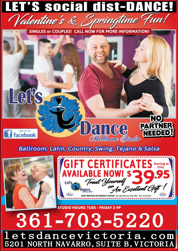 Let s 20dance 20ballroom 20studio 20  20v cc 20  20feb march 202021