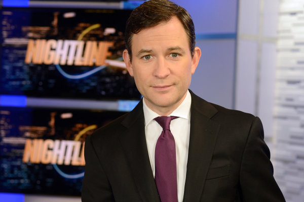 dan harris on nightline