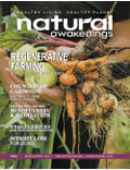 Natural Awakenings Richmond March/April Cover