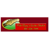 Mike elzeys guitar studio logo signs and wonders
