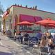 Antoine's Cafe on El Camino Real.
