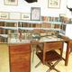 Hemingway's desk as he left it.