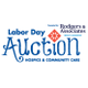 Hospice  Community Care Labor Day Auction