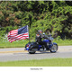 3 JUNE 2014 - Flag is in Binghamton NY