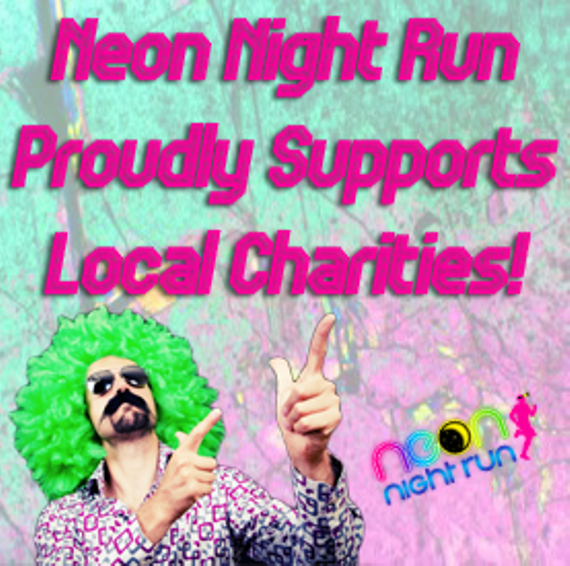 Neon supports charities