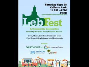 Lebfest - start Sep 18 2021 1100AM