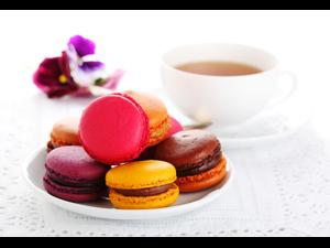 French Macarons Virtual  - start Oct 03 2021 0100PM