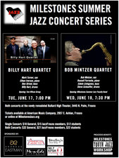 Medium summer jazz series