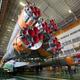 The Soyuz rocket and Soyuz TMA-12M spacecraft are assembled in Baikonur, Kazakhstan (#10)