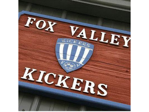 Kickers sign