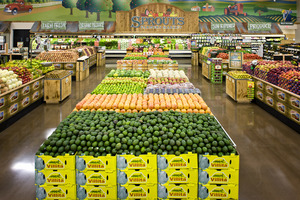 An example of what you can expect at the new Sprouts store in S Arlington