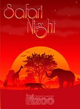 Medium safari night logo web