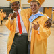 Idowu Tj. Bamisile and Grant Tamutus looking sharp and they know it!