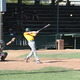 Joey Hanson takes a swing.