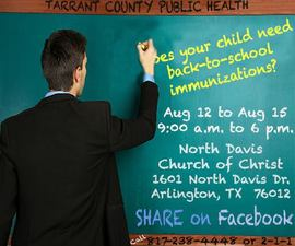 Medium back to school immunizations