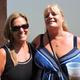 Lisa Dillbeck and Sally