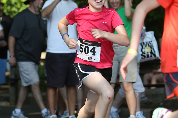 Ann's Hope Foundation 5K; photo by Mara Darrow