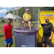 You can dunk your favorite (or least favorite) town official at the Community Picnic on Sunday, Sept. 7.